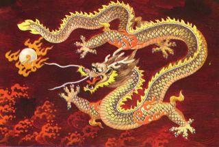 RARE Druk Dragon Spirit Djinn Like Wishes Good Luck Money Spell