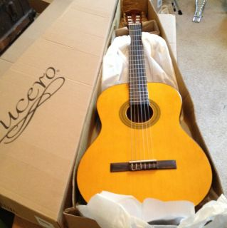 Lucero Nylon String Classical Acoustic Guitar