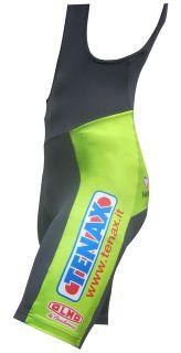 Olmo Size 4 Large Cycling Bike Bicycle Bib Shorts Tights New
