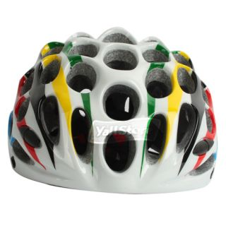 New 41 Holes Bicycle Bike Cycle Honeycomb Helmet Colorful