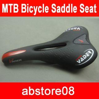 Cycling Bike Bicycle Road Saddle MTB Black Pro