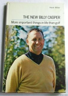 The New Billy Casper Golf Biography LDS Mormon