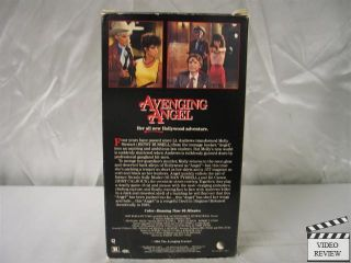 Avenging Angel VHS Betsy Russell Rory Calhoun
