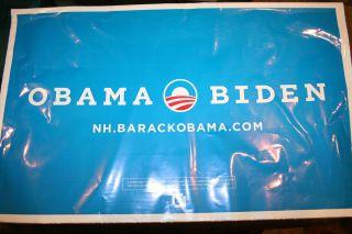 Barack Obama Joe Biden Official 2012 President Campaign All Weather