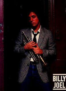 Billy Joel 1978 52nd Street Tour Concert Program Book