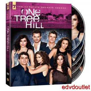 New One Tree Hill DVD The Complete Seventh Season 7