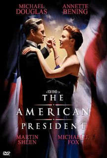 The American President DVD, 2006, Widescreen and Full Frame