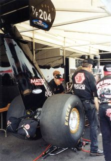 Don Big Daddy Garlits 1992 Kendall Swamp Rat 32 Top Fuel Dragster