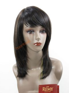 Beverly Johnson 100 Remy Human Hair Wig Sebina FS1B 30