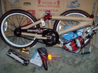 next 20 boys wipe out bmx bike brand new 8104 59