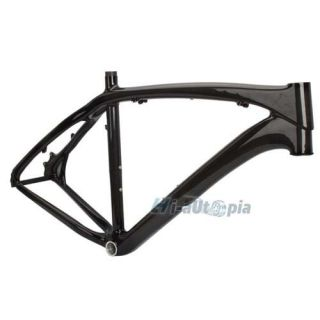 52cm Full Carbon 29er Mountain Bike Bicycle MTB Frame 20 Fork Black