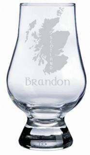 You are purchasing (1) Official Glencairn Scotch Whisky Glass that can