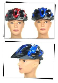 Bicycle Hero Bike Helmet Cycling Inline Scate Blue L
