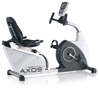 Kettler Axos Cycle R Recumbent Bike Stationary Indoor Bicycle Fitness
