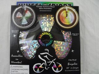 Spinners for Bike Wheels Spinrz Kids Bicycle Accessories Kids Toys