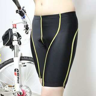 New Cycling Shorts Pants 3D Coolmax Padded Bike Bicycle Wear Tights