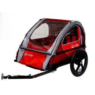 Instep Pronto Bicycle Bike Baby Pet Trailer QE140 BKN781