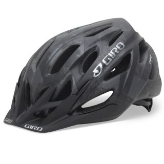 Giro Rift Bicycle Mountain Bike Crash Helmet Black Trees Universal 54