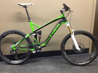 Slash 9 DH Enduro Full Suspension Mountain Bike Some New Parts