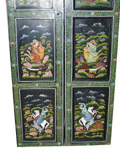 Decor Wall Panel Wood Furniture Bifold Closet Painted Doors