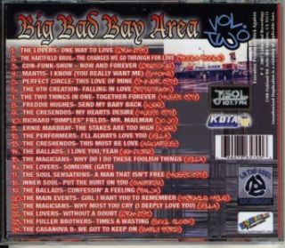 big bad bay area cd vol 2 new sealed 24 tracks