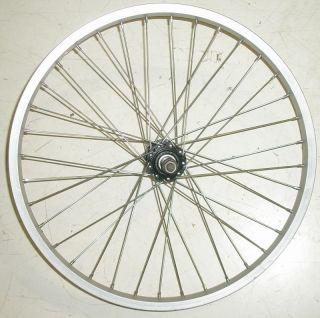 Rear 20 Aluminum BMX Bicycle Rim Bike Parts BR2