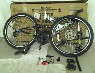 26 inch Dual Suspension Mountain Bike 20 inch Frame Size
