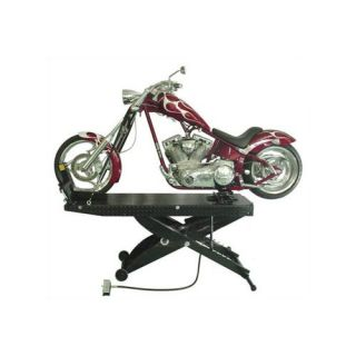 Blackjack motorcycle lift