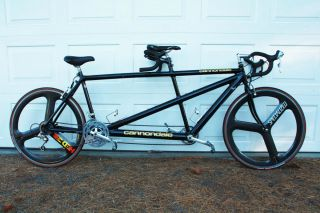 Cannondale Road Racing Tandem Bike Bicycle Specialized Hed 3 Racing