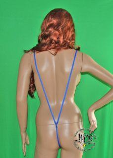 Style 101 Sling Shot Bikini and Top from West Coast Bikini Made in The