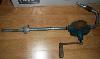 Blackmer F210A Hand Pump Rotary Hand Pump Transfer Pump