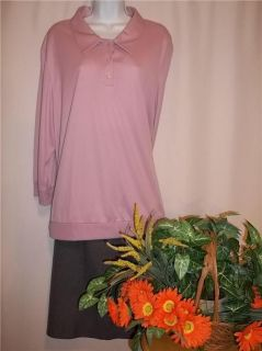 Lot of womens clothing tops shirts Sweater Size 2X 4X 3X 22/24