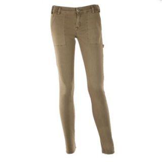 Blank NYC Tan Skinny Cargo Pants Slim Fit Jean Like J Brand Carpenter