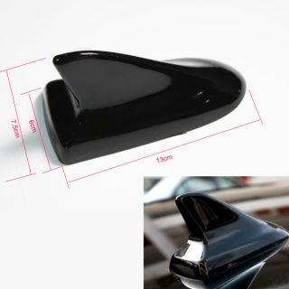 NEW Universal Black shark fin Car decorative Antenna for Buick Honda