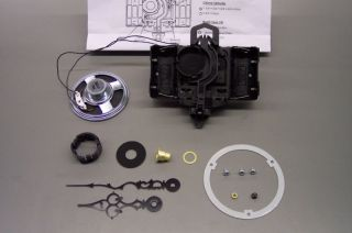 QUARTZ PENDULUM CLOCK MOVEMENT KIT WESTMINSTER BIM BAM repair parts