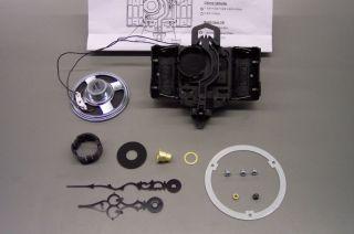 QUARTZ PENDULUM CLOCK MOVEMENT KIT WESTMINSTER BIM BAM repair parts