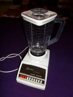 Osterizer Galaxie Blender in Excellent Condition