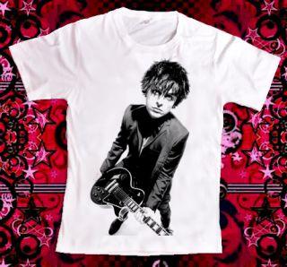 green Day ★ Billie Joe Armstrong Rock T Shirt Sz XL