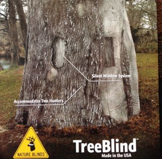 Deer Blind Tree Blind Nature Blind