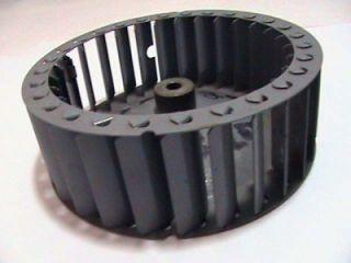 Billingsley Metal Blower Fan Wheel SF538 5 1/2 x 2 x .294 bore
