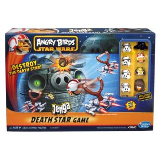 New Angry Birds Star Wars Fighter Pods Jenga Death Star