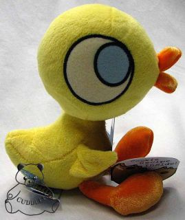 Duckling Gets A Cookie? Bird Duck Yottoy Plush Toy Stuffed Animal