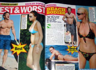 04 Star Best Worst Beach Bodies Rachel Bilson Mint