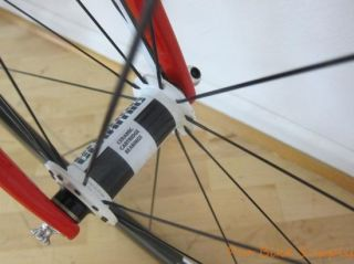 Look 695 Size Small Dura Ace 9000 Enve DT 180 Complete Bike