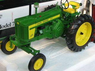 John Deere 720 Diesel w F Precision 10 Ertl 5832 Take A L K