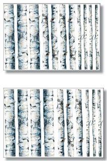 Birch Tree 21 Trees Bark Wall Murals Wallies Wallpaper Mural Stickers