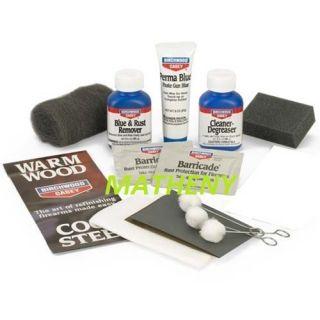 Birchwood Casey Perma Blue Paste Gun & Tool Blueing Kit~Rust Remover