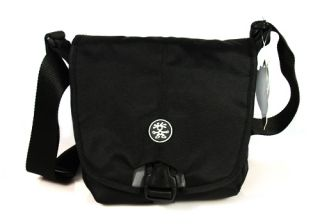 New Black Crumpler 4 Million Dollar Home Digital Camera Bag Supra