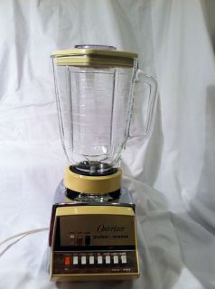 Osterizer Pulse Matic Solid State Blender Model 658