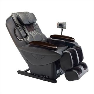 EP30007KX Real Pro Ultra Total Body Massage Chair in Black